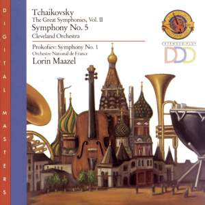 The Great Tchaikovsky Symphonies, Vol. 2 Product Image