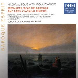 Nachtmusik with Viola D'Amore
