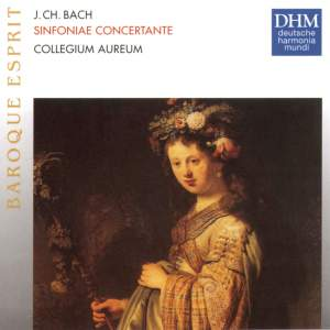 J.C. Bach: 3 Sinfonia Concertante