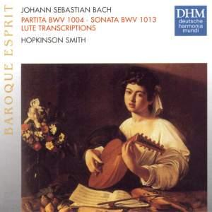 Bach: Partita No. 2 & Sonata in A minor