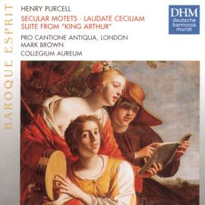 Purcell: Vocal Works & Suite From King Arthur