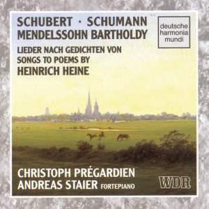 Schubert, Schumann and Mendelssohn: Songs to Poems by Heinrich Heine