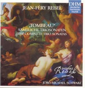 Rebel: Trio Sonatas