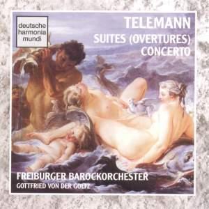 Telemann: Concerto & Overtures