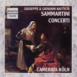 Sammartini: Concertos