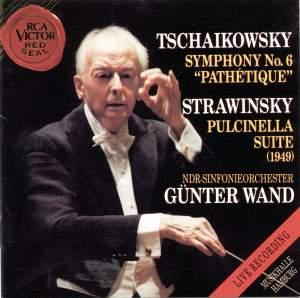 Tchaikovsky: Symphony No. 6 & Stravinsky: Pulcinella