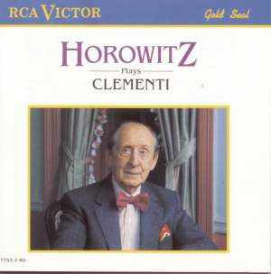 Horowitz plays Clementi