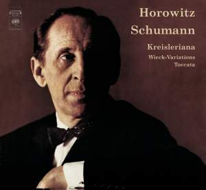 Vladimir Horowitz plays Schumann Product Image