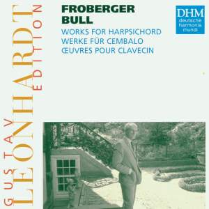 Bull & Froberger: Works for Harpsichord