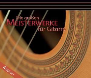 Die großen Meisterwerke für Gitarre