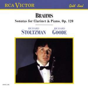 Brahms: Clarinet Sonatas, Op. 120