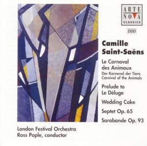 Saint-Saens: Carnival of the Animals and other works