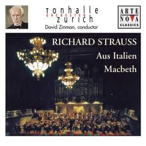 Strauss: Aus Italien & Macbeth