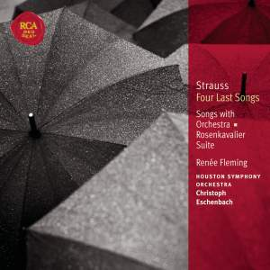 Strauss: Four Last Songs & other vocal works