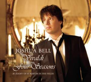 Joshua Bell plays Vivaldi's Four Seasons
