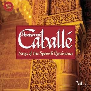 Songs of the Spanish Renaissance Vol.1
