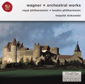 Wagner - Orchestral Works