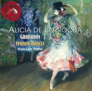 Granados: Danzas españolas, Op. 37 Nos. 1-12, etc.