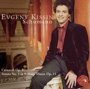 Evgeny Kissin plays Schumann