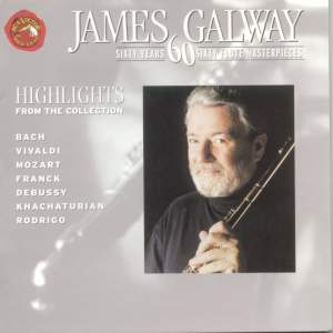 Sixty Years Sixty - Flute Masterpieces (Highlights)