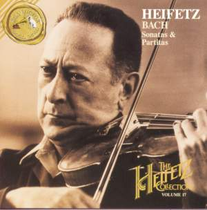 The Heifetz Collection, Vol. 17