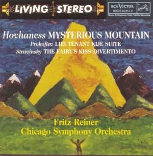 Hovhaness: Symphony No. 2 'Mysterious Mountain'