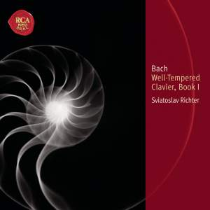 Bach, J S: The Well-Tempered Clavier, Book 1