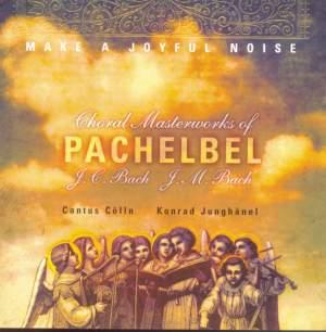 Pachelbel, J Cph Bach & J M Bach: Motets