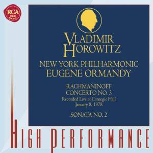 Rachmaninov: Piano Concerto No. 3 & Piano Sonata No. 2