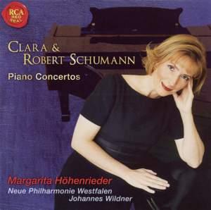 Schumann: Piano Concerto in A minor, Op. 54, etc.
