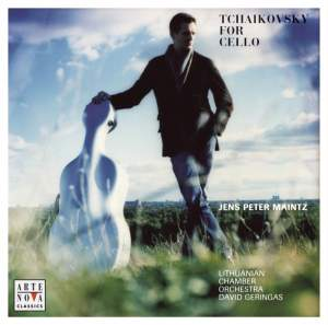 Tchaikovsky for Cello Product Image
