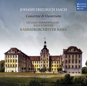 Fasch - Concerti & Overtures