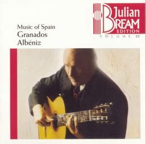 Volume 25 - Music of Spain-Granados, Albéniz