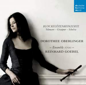 Telemann & Graupner: Recorder Concertos