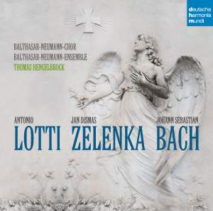 Thomas Hengelbrock conducts Zelenka, Bach & Lotti Product Image