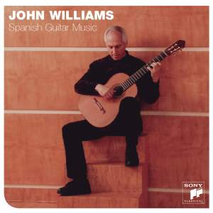 John Williams - Spanish Guitar Music Product Image