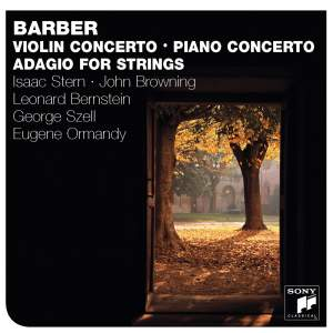 Barber - Violin Concerto, Piano Concerto & Adagio For Strings