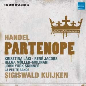 Handel: Partenope, HWV 27