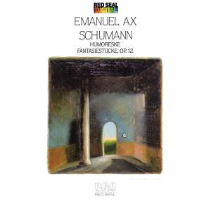 Schumann: Humoreske and Fantasiestucke