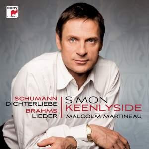 Schumann: Dichterliebe & Brahms: Lieder