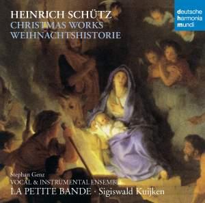 Schütz: Christmas Works - Weihnachtshistorie