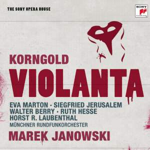 Korngold: Violanta, Op. 8