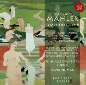 Mahler: Symphony No. 8 in E flat major 'Symphony of a Thousand' Product Image