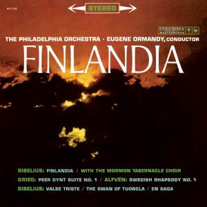 Eugene Ormandy conducts Sibelius & Grieg