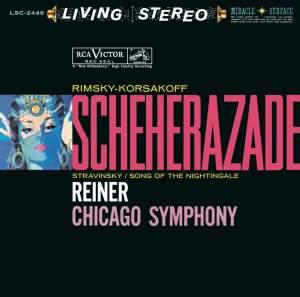 Fritz Reiner conducts Rimsky Korsakov & Stravinsky