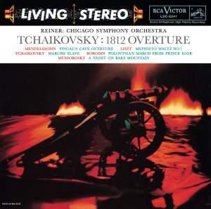Tchaikovsky: Overture Solennelle 1812 & Marche slave