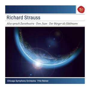 Strauss: Also sprach Zarathustra & Don Juan