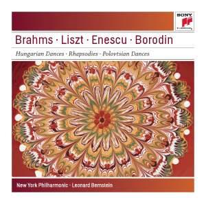Leonard Bernstein conducts Brahms, Liszt, Enescu & Borodin Product Image