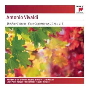 Vivaldi: Four Seasons & Flute Concertos