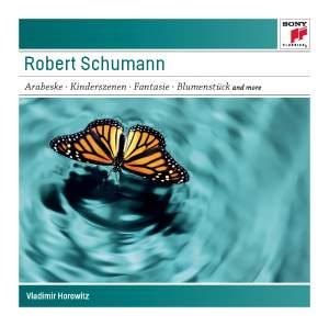 Vladimir Horowitz plays Schumann